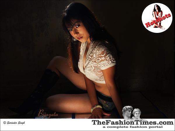 Модная фотография, Нью-Дели, Индии